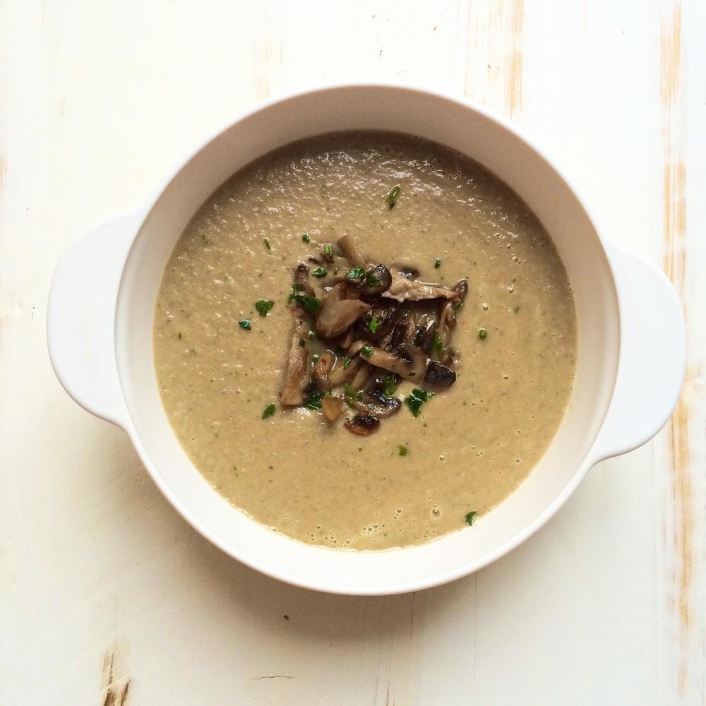 Recipe Of The Week: Wild Mushroom Soup