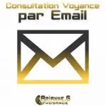 Consultation 1 Question par Mail
