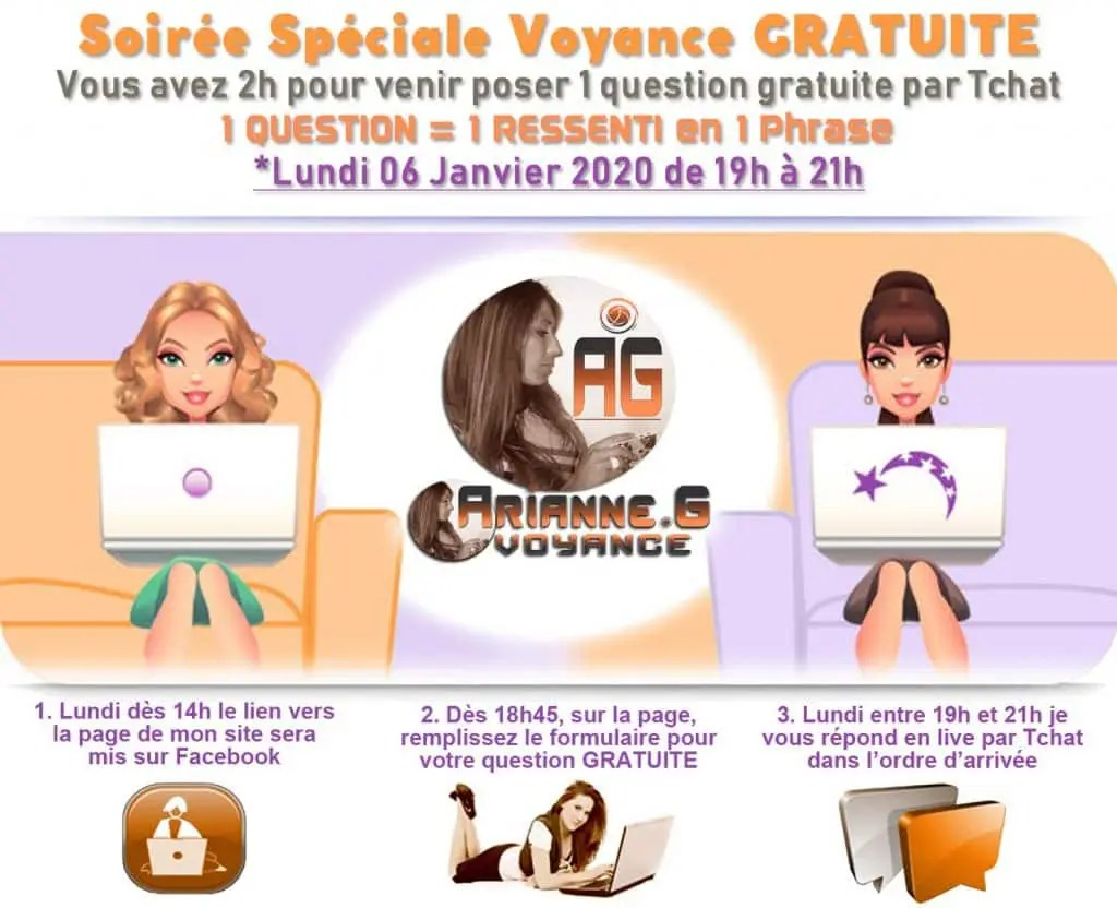 Offre 1 Question Gratuite par tchat