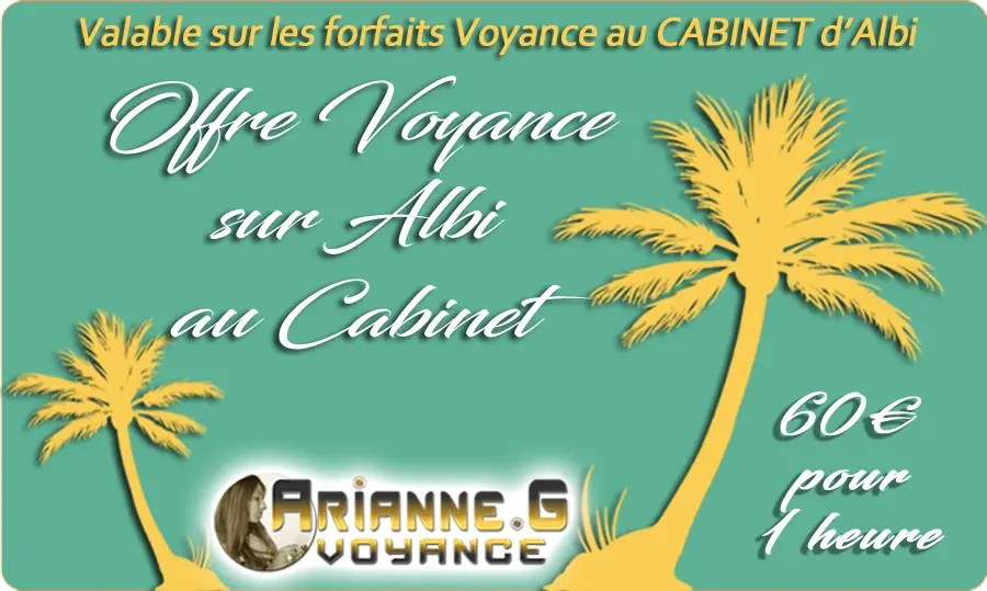 Offre consultation voyance cabinet