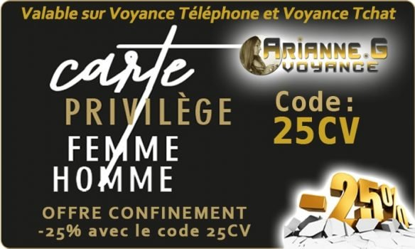 Promotion voyance confinement