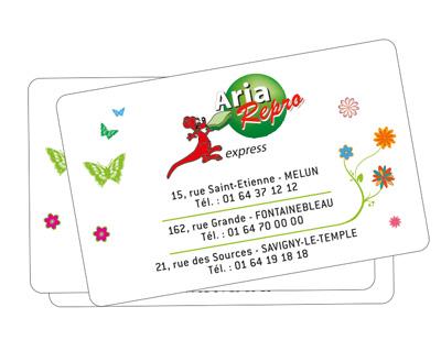 Carte Copy-service ARIA Repro