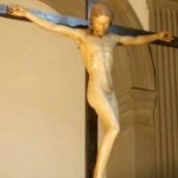 Sant Agostino - Crocifisso