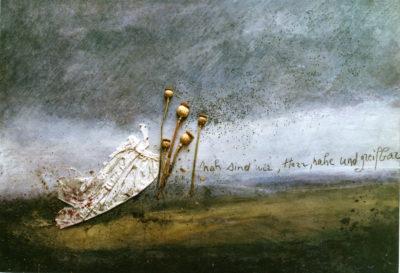 Michel Lécuyer, Tenebrae. Un hommage à Paul Celan