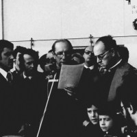 Turoldo David Maria, Lettera alla madre di Pier Paolo Pasolini