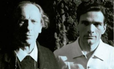 David Maria Turoldo e Pier Paolo Pasolini