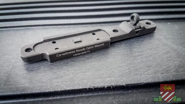 Remington Aimpoint Micro Crom Aridus Industries