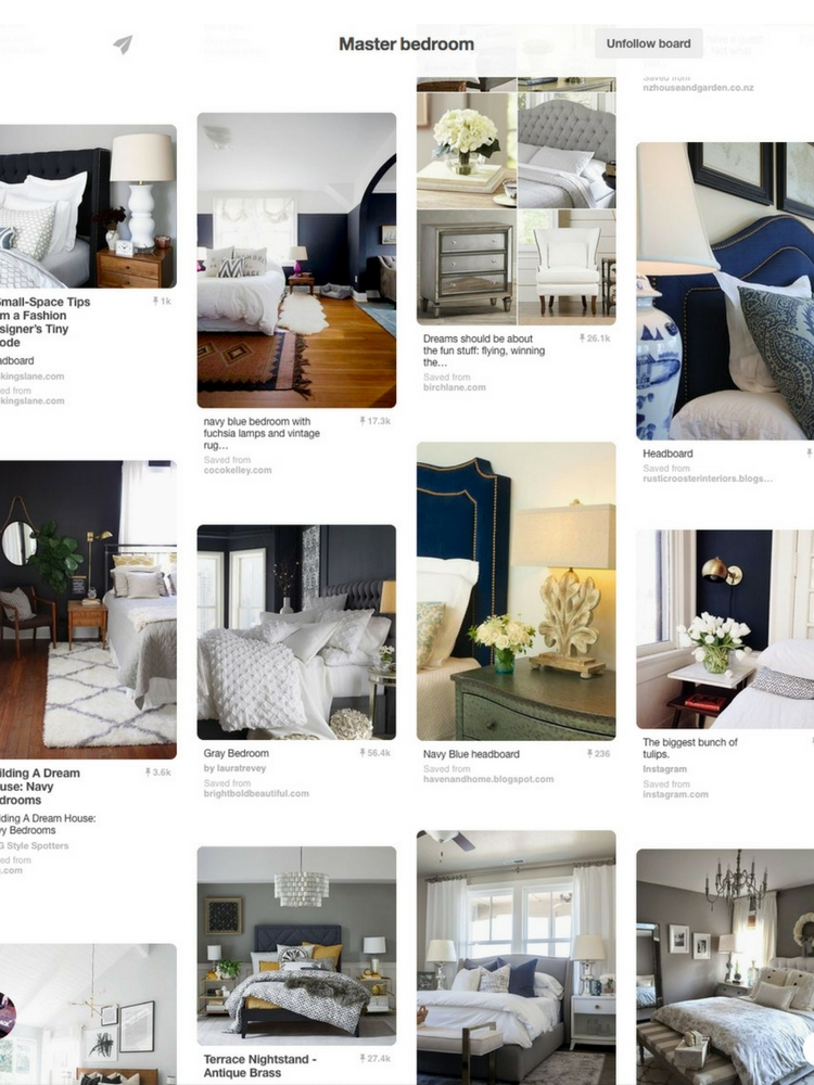 Find Your Decorating Style Using Pinterest