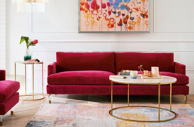 Anthropologie Fall Home Collection - Modern Luxe