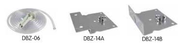 DBL-205B Accessori