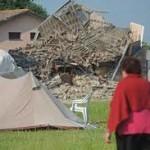 arieggiare calamità naturale terremoto emilia romagna modena ferrara mantova