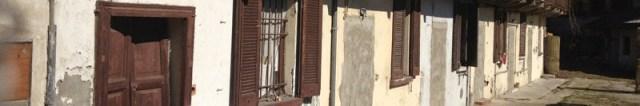 edifici in stato di abbandono