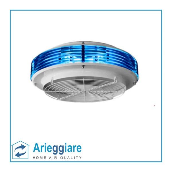sanificatore miscelatore aria raggi uv-c
