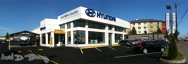 Hyundai of Seattle