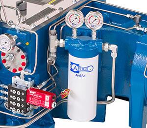 JGNJGQ Reciprocating Gas Compressors  Ariel Compressors  arielcorpcom