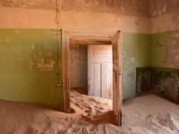 Il sogno colonialista di Adolf Luederitz e la città fantasma di Kolmanskop