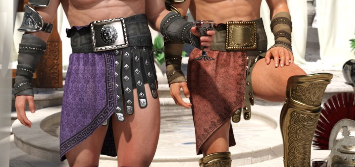 Aries Outfit for Genesis 8 Male