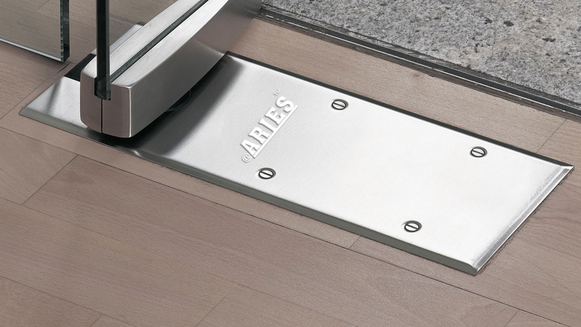 Aries  Floor Spring Hinge