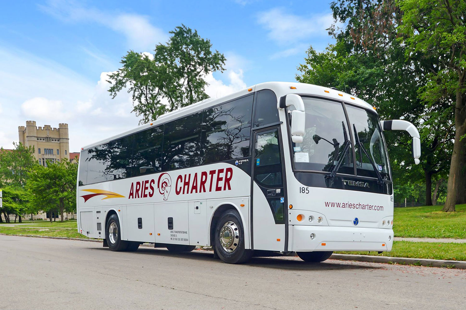 Aries Charter