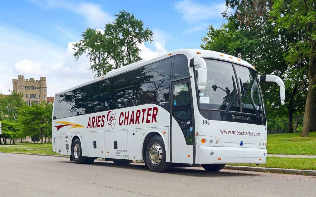 Ride Safely with Aries Charter