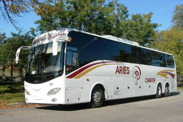 Coach Bus Rentals Chicago