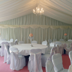 Elegant Chair Covers And Wedding Decor Swivel Hub Liner Venue Draping For Events Weddings