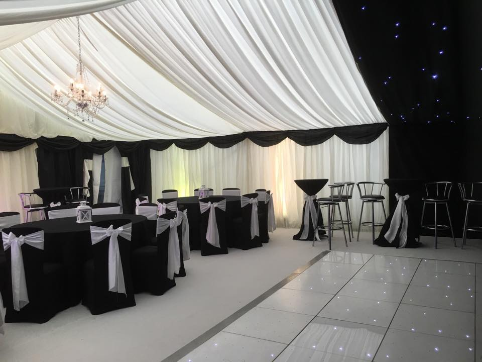 super sweet 16th marquee