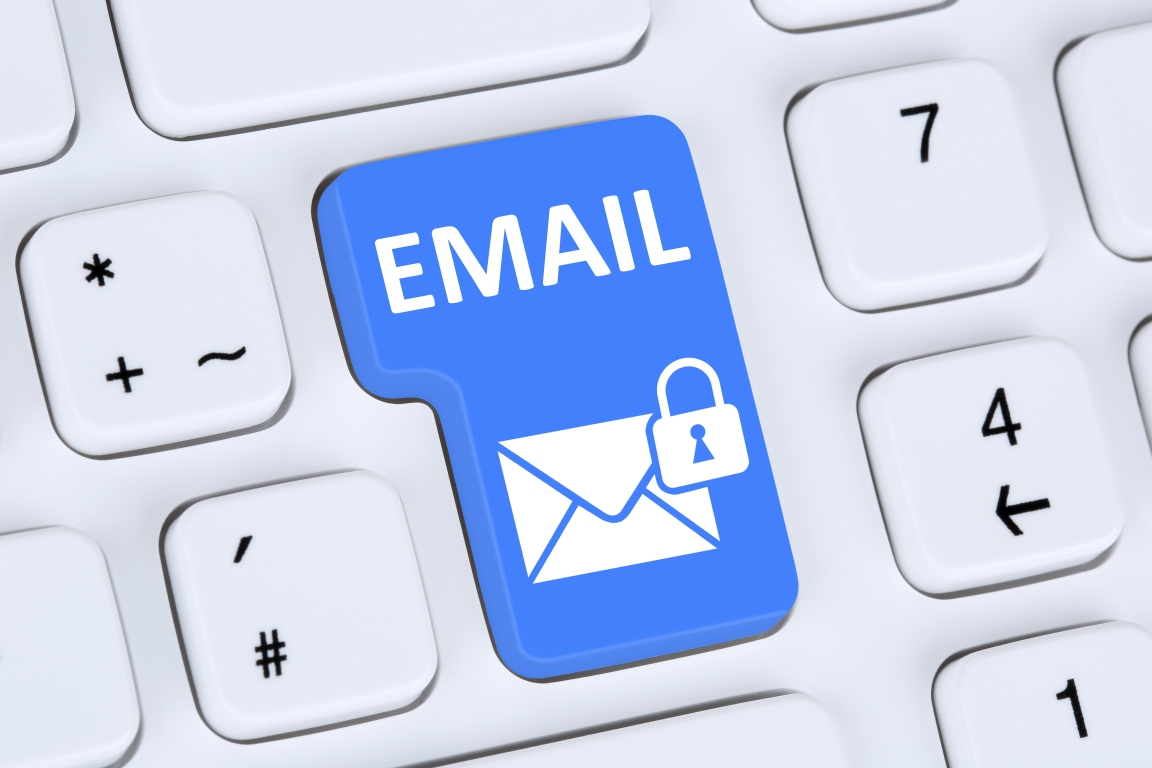 Encrypted Email Service