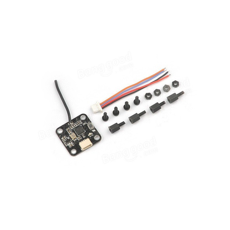 1.1g 15x15mm Eachine TeenyCube 2.4G Compatible Flysky