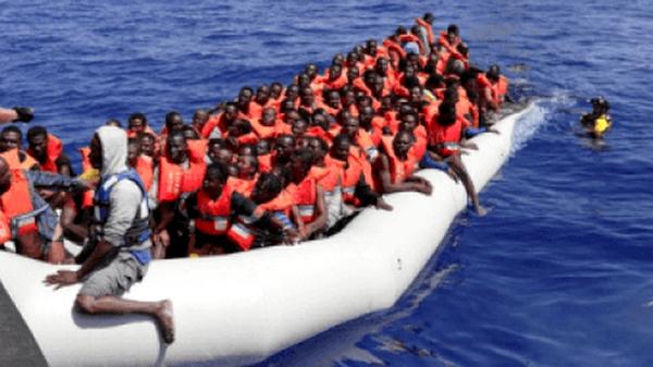 الدرك الملكي يحبط مشروع عبور 100 افريقي من بني شيكر و يقبض على ناظوري لهذا السبب؟