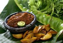 HEALTHY RECIPES: Traditional Indonesia, Sundanese Food