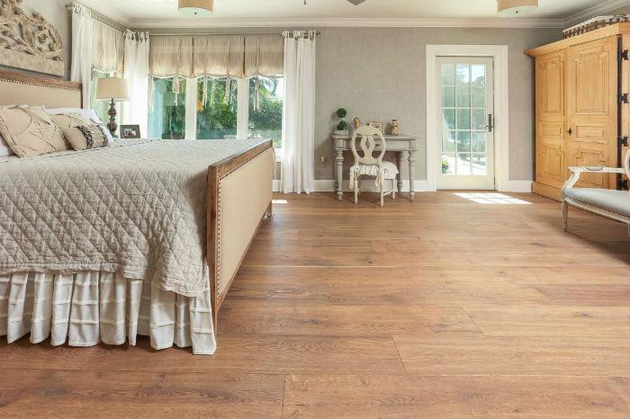 Hardwood Flooring 101: Color Choice