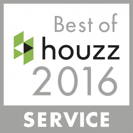 Awarded Best Of Houzz 2016