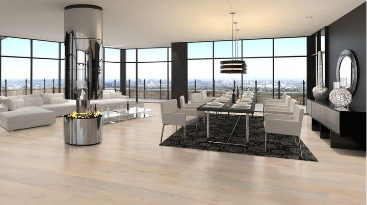 New Flooring Trend Report