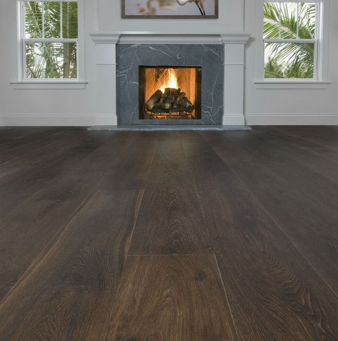 How to Design a Room with Dark Wood Floors