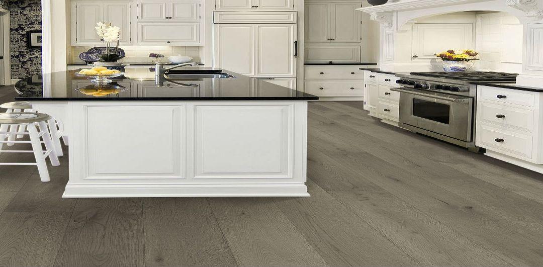 Three Grey Hardwood Floors for Fall