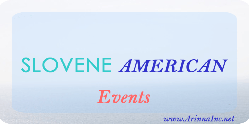 Slovene American Events