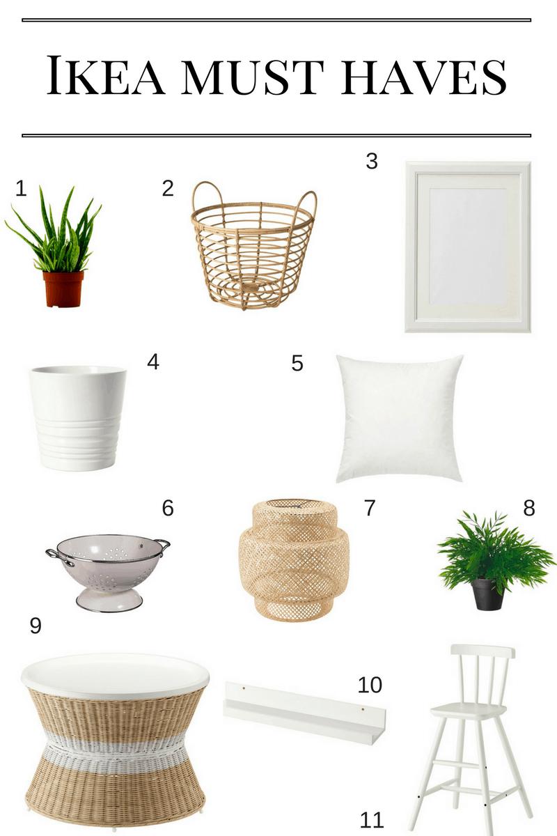 favorite ikea items arinsolangeathome. Black Bedroom Furniture Sets. Home Design Ideas
