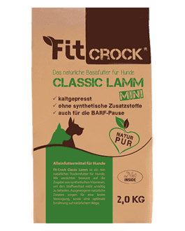 Fit-Crock Classic Lamm Mini