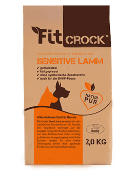 Fit-Crock Sensitive Lamm Maxi