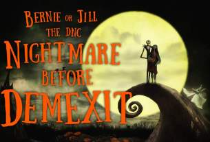Bernie or Jill - The Nightmare Before #DemExit