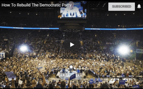 How to Rebuild the Democratic Party