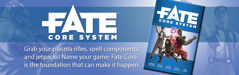 Fate Core (RPG)