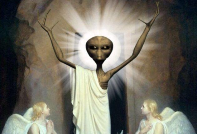 Alien Conspiracies?