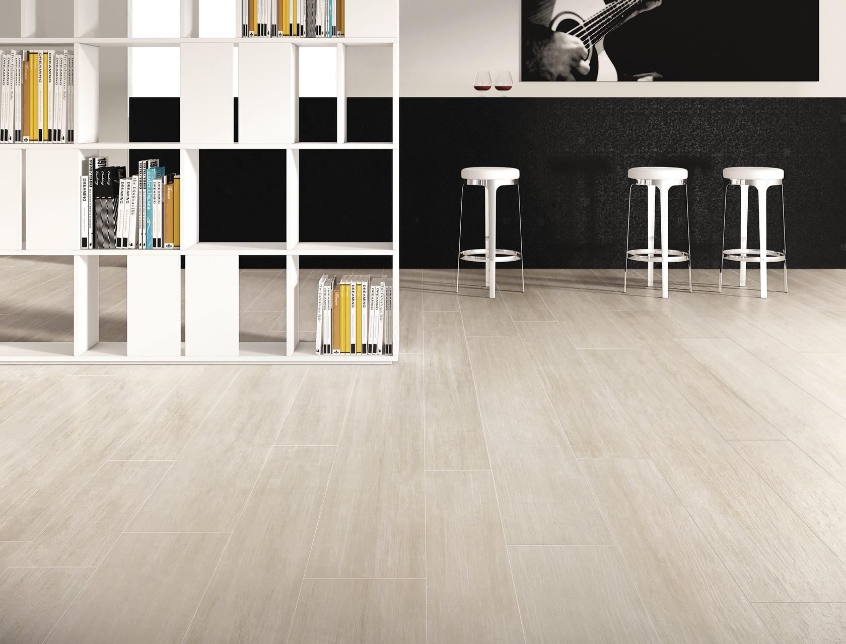 wood effect porcelain tiles light floor