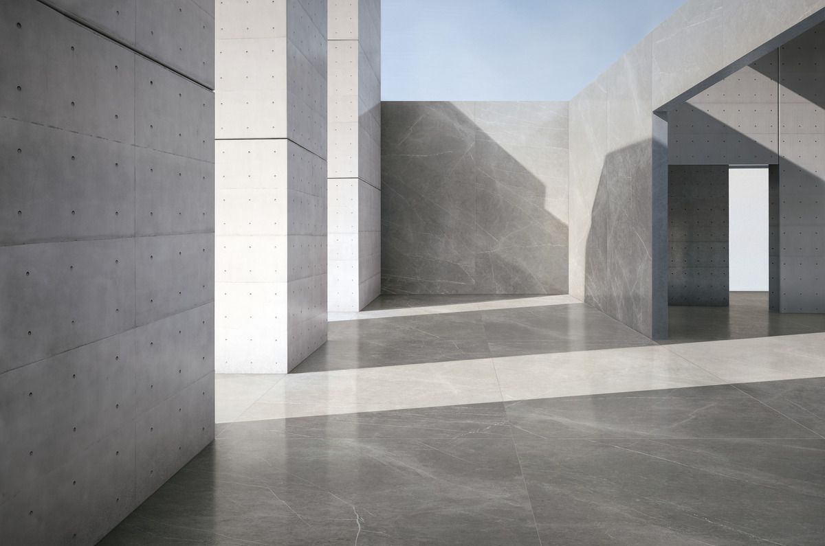 Grey marble Ultra marmi big grey marble effect slabs