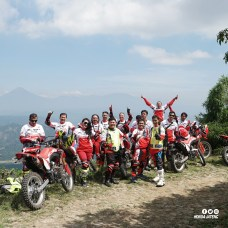 Crf150l goes to mxgp 5