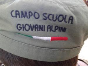 ARI RE BG Campo Scuola Giovani Alpini