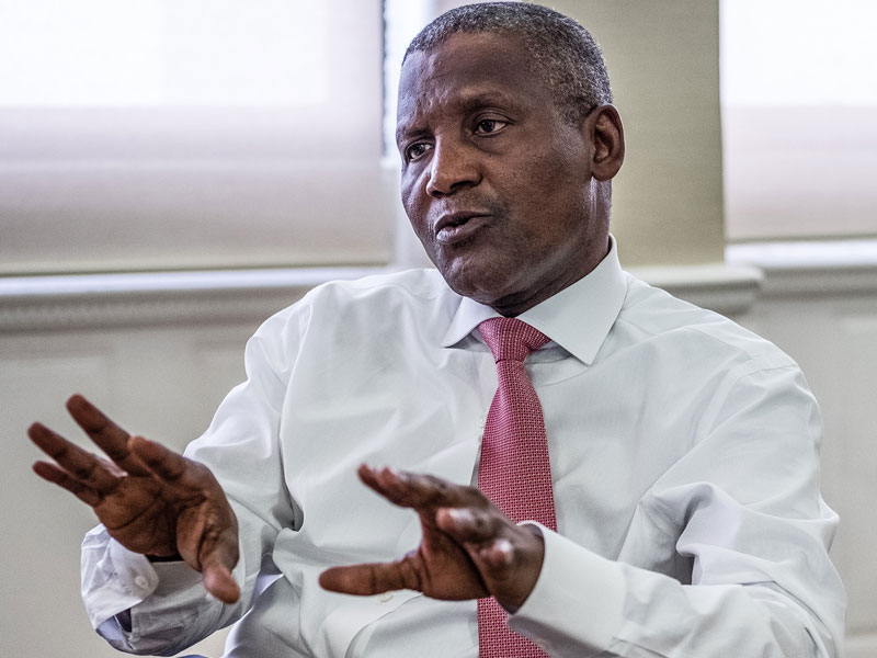 Dangote and Ronaldo Who is richer base on Net worth
