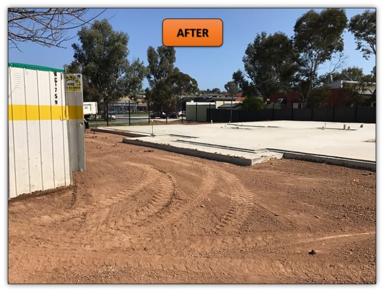 Dirt Removal Hewett - Bobcat Hire Adelaide